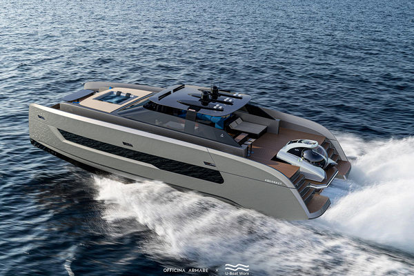 2021 Licia Yachts 60'  AQUANAUT   Picture 8 of 16