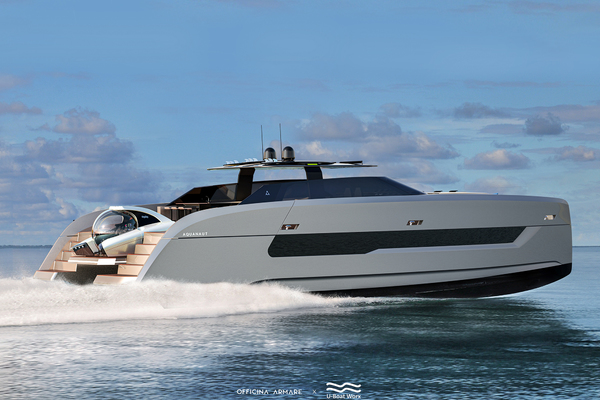 2021 Licia Yachts 60'  AQUANAUT   Picture 2 of 16