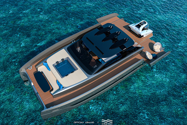 2021 Licia Yachts 60'  AQUANAUT   Picture 3 of 16