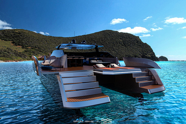 2021 Licia Yachts 60'  AQUANAUT   Picture 6 of 16