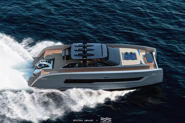 60' Licia Yachts  2021 | Aquanaut