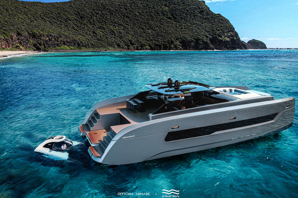 2021 Licia Yachts 60'  AQUANAUT   Picture 7 of 16