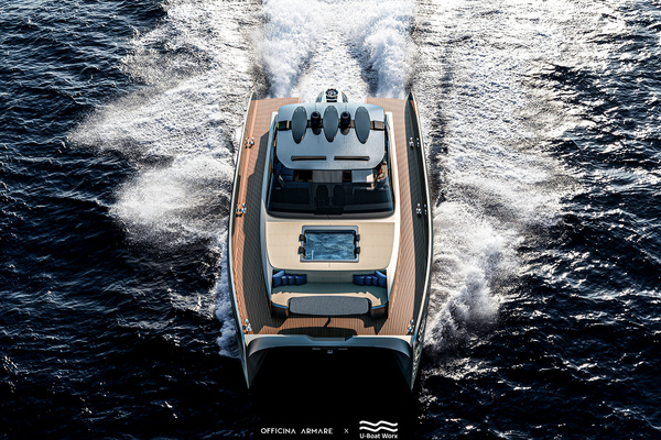 2021 Licia Yachts 60'  AQUANAUT   Picture 5 of 16
