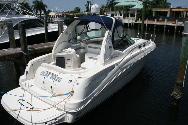 35' Sea Ray Sundancer 2005 | Blue Daze