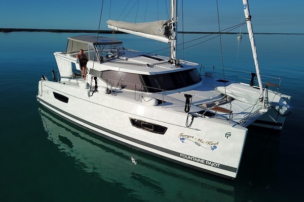 40' Fountaine Pajot Lucia 40 2018 | Forget Me Knot