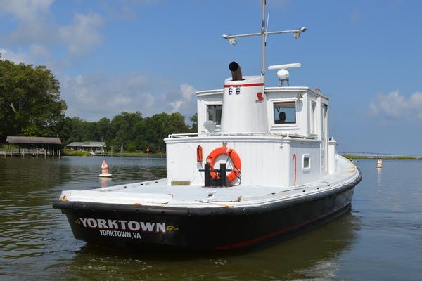 1962 Custom 58' Pilots Lauch Yorktown | Picture 6 of 46