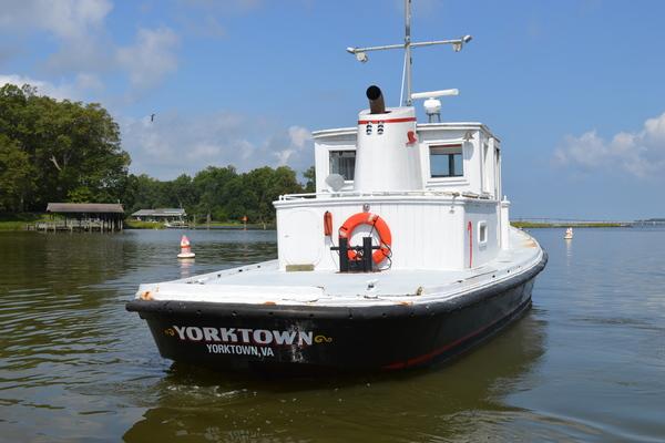 1962 Custom 58' Pilots Lauch Yorktown | Picture 5 of 46