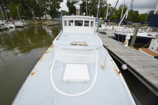 1962 Custom 58' Pilots Lauch Yorktown | Picture 8 of 46