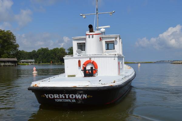 1962 Custom 58' Pilots Lauch Yorktown | Picture 4 of 46