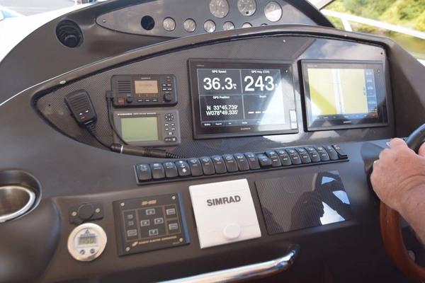 2003Sunseeker 68 ft Predator   Low Profile