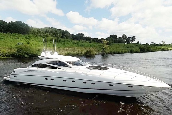 66' Sunseeker Predator 2003 | Low Profile