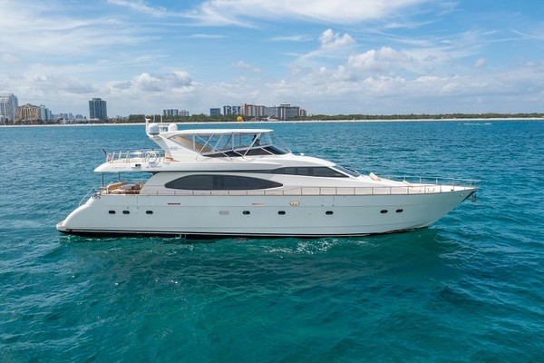 85' Azimut Ultimate 2007 | Day Dreamin'