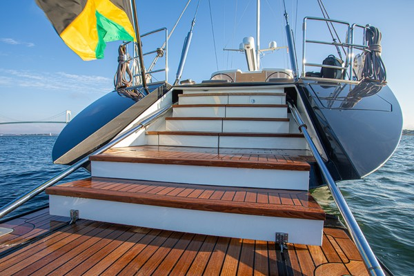 2006 Fitzroy Yachts 127'  MIA CARA | Picture 6 of 22