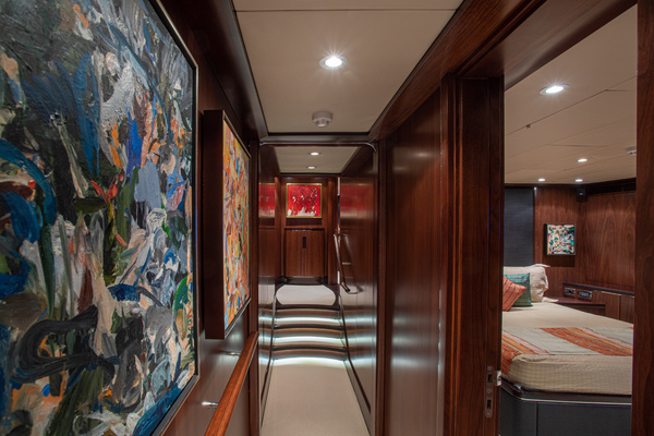 2006 Fitzroy Yachts 127'  MIA CARA | Picture 7 of 22