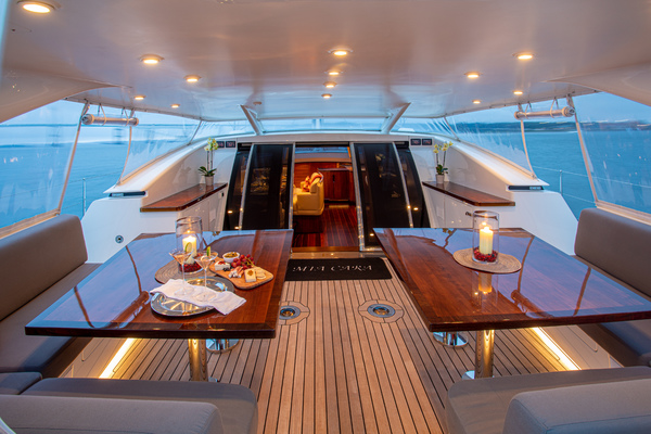 2006 Fitzroy Yachts 127'  MIA CARA | Picture 4 of 22