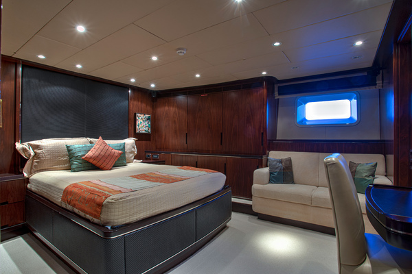 2006 Fitzroy Yachts 127'  MIA CARA | Picture 8 of 22