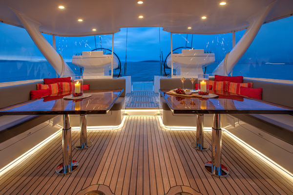 2006 Fitzroy Yachts 127'  MIA CARA | Picture 5 of 22