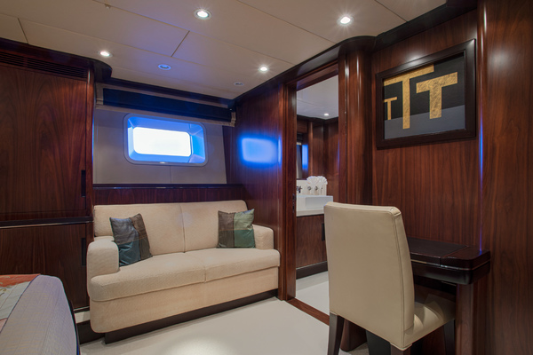 2006 Fitzroy Yachts 127'  MIA CARA | Picture 1 of 22
