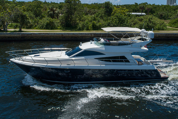 53-ft-Uniesse-2007--GRT2FLY Fort Lauderdale Florida United States  yacht for sale