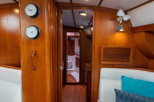 2005 Tayana 48' 48 DS Center Cockpit TEMERITY | Picture 1 of 60