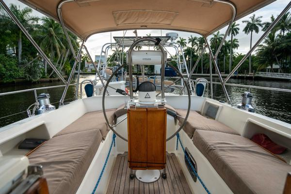 2005 Tayana 48' 48 DS Center Cockpit TEMERITY | Picture 6 of 60