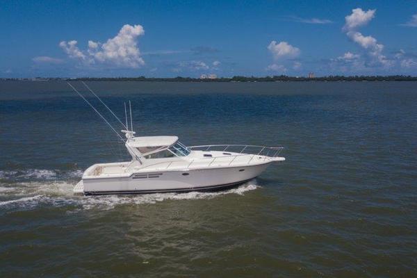 41' Tiara Yachts 4100 Open 2000 | Sans Peur