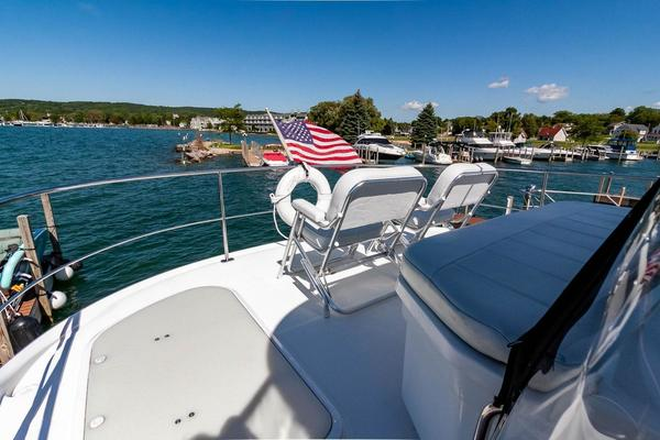 2001 Carver 57' Voyager IMPULSE III | Picture 6 of 88