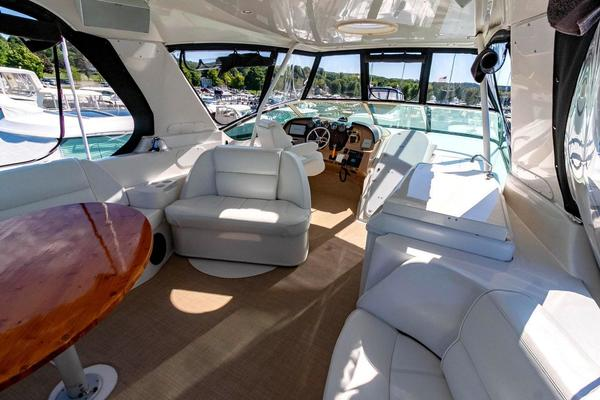 2001 Carver 57' Voyager IMPULSE III | Picture 8 of 88