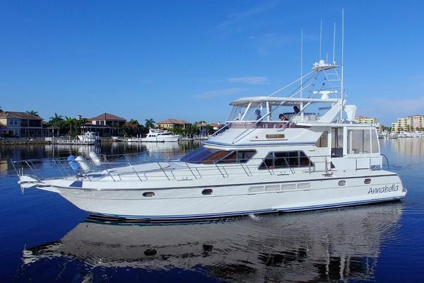1996 President 58' 58 Motoryacht Annabella | Picture 7 of 87