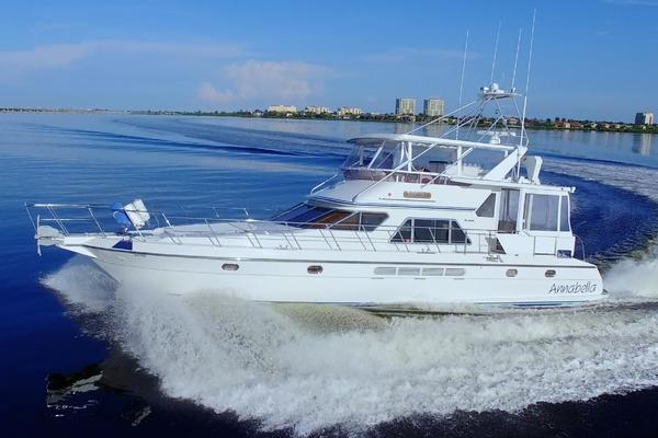 1996 President 58' 58 Motoryacht Annabella | Picture 5 of 87