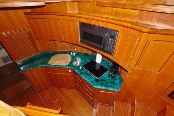 1996 President 58' 58 Motoryacht Annabella | Picture 3 of 87
