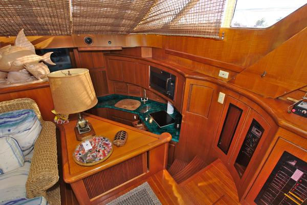 1996 President 58' 58 Motoryacht Annabella | Picture 2 of 87