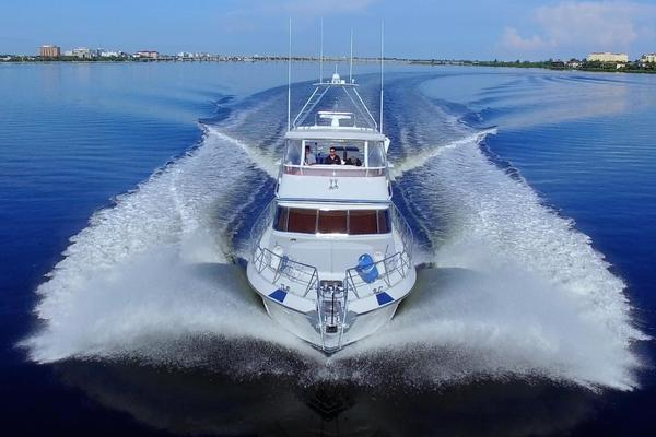 1996 President 58' 58 Motoryacht Annabella | Picture 4 of 87