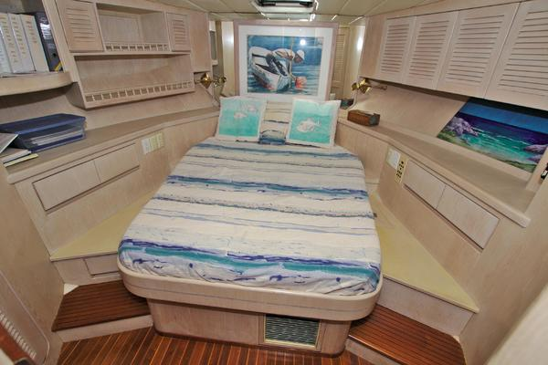 1996 President 58' 58 Motoryacht Annabella | Picture 1 of 87