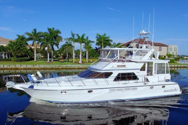58-ft-President-1996-58 Motoryacht-Annabella Palmetto Florida United States  yacht for sale