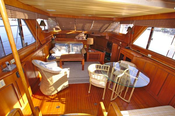 1996 President 58' 58 Motoryacht Annabella | Picture 6 of 87