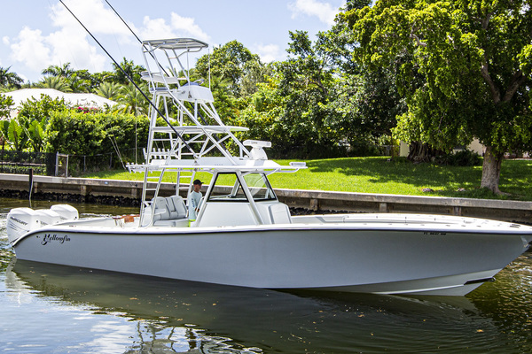39' Yellowfin Offshore With Tower 2018 | 39 Offshore