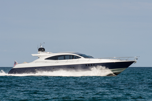 87' Warren Yachts Express Cruiser 2007 | Andiamo
