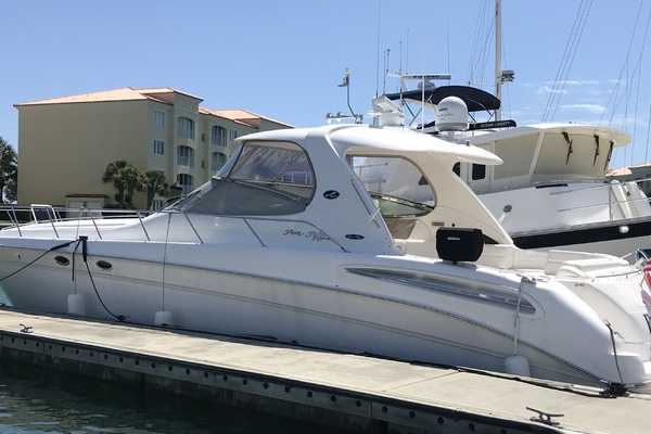 57' Sea Ray 550 Sundancer 2002 | First Light