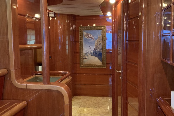 2003 Ferretti Yachts 94 ft Custom Line - Lady A