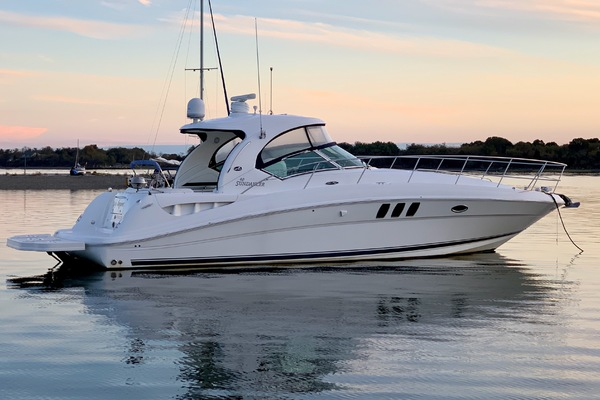 2006 Sea Ray 400 Sundancer
