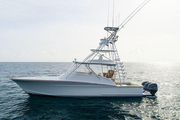 37-ft-Spencer-2011-Express-TT Burnin' Daylight Stuart Florida United States  yacht for sale