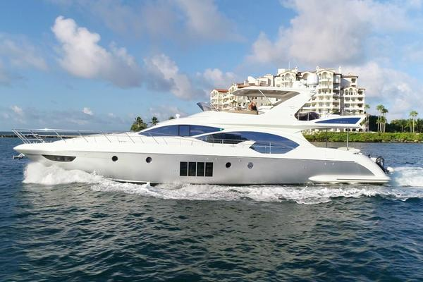 70' Azimut Flybridge 2013 | Somewhere I Belong