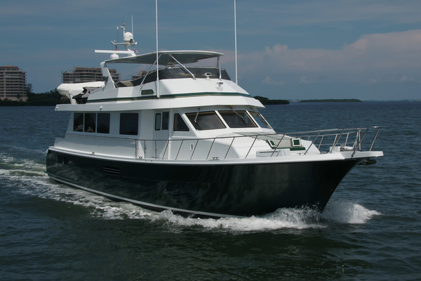 1999 Hatteras 74' 74 Sport Deck Motor  Yacht TRIX SEA | Picture 2 of 56