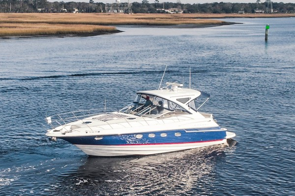 44' Regal Commodore 2008 | Semper Fi