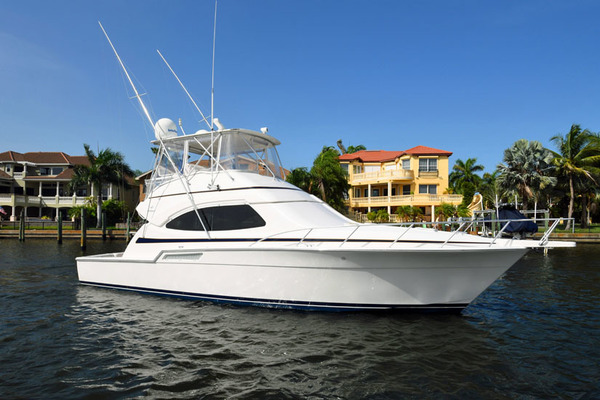 45' Bertram 45 Convertible  2005 | Summer Salt