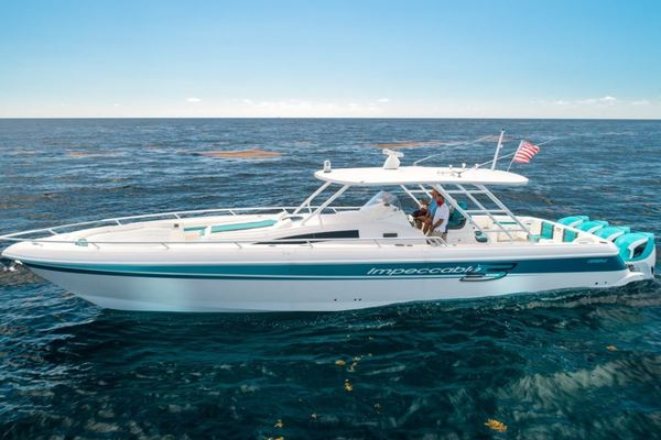 47-ft-Intrepid-2015-475 Panacea-Impeccable 5 Fort Lauderdale Florida United States  yacht for sale