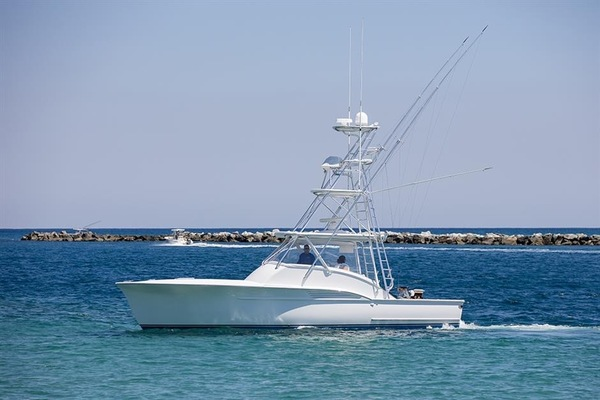 36' Custom Carolina Express Sportfish 2011 | Bandita