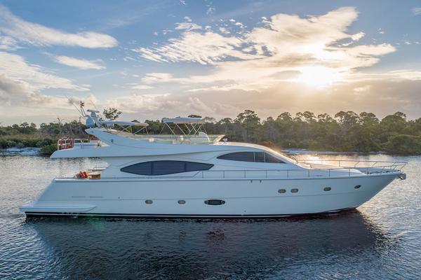 76' Ferretti Yachts 76 2005 | Sea Pal