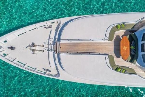 1990 Heesen 144'  AT LAST | Picture 5 of 21